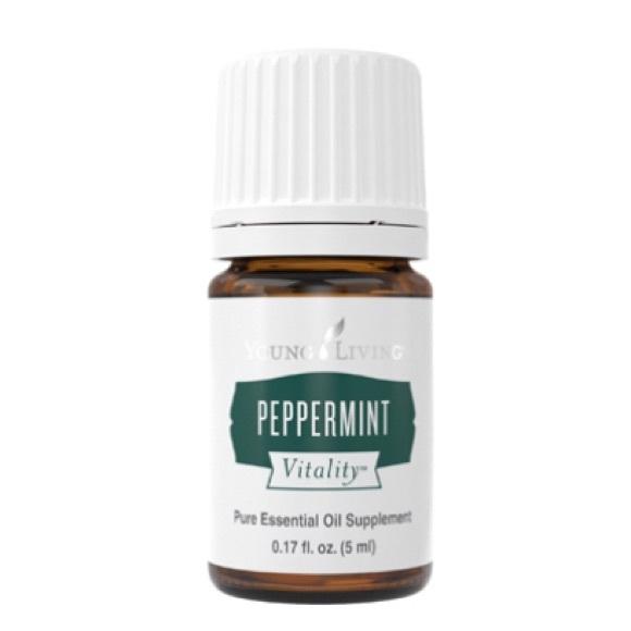 Peppermint Vitality Oil